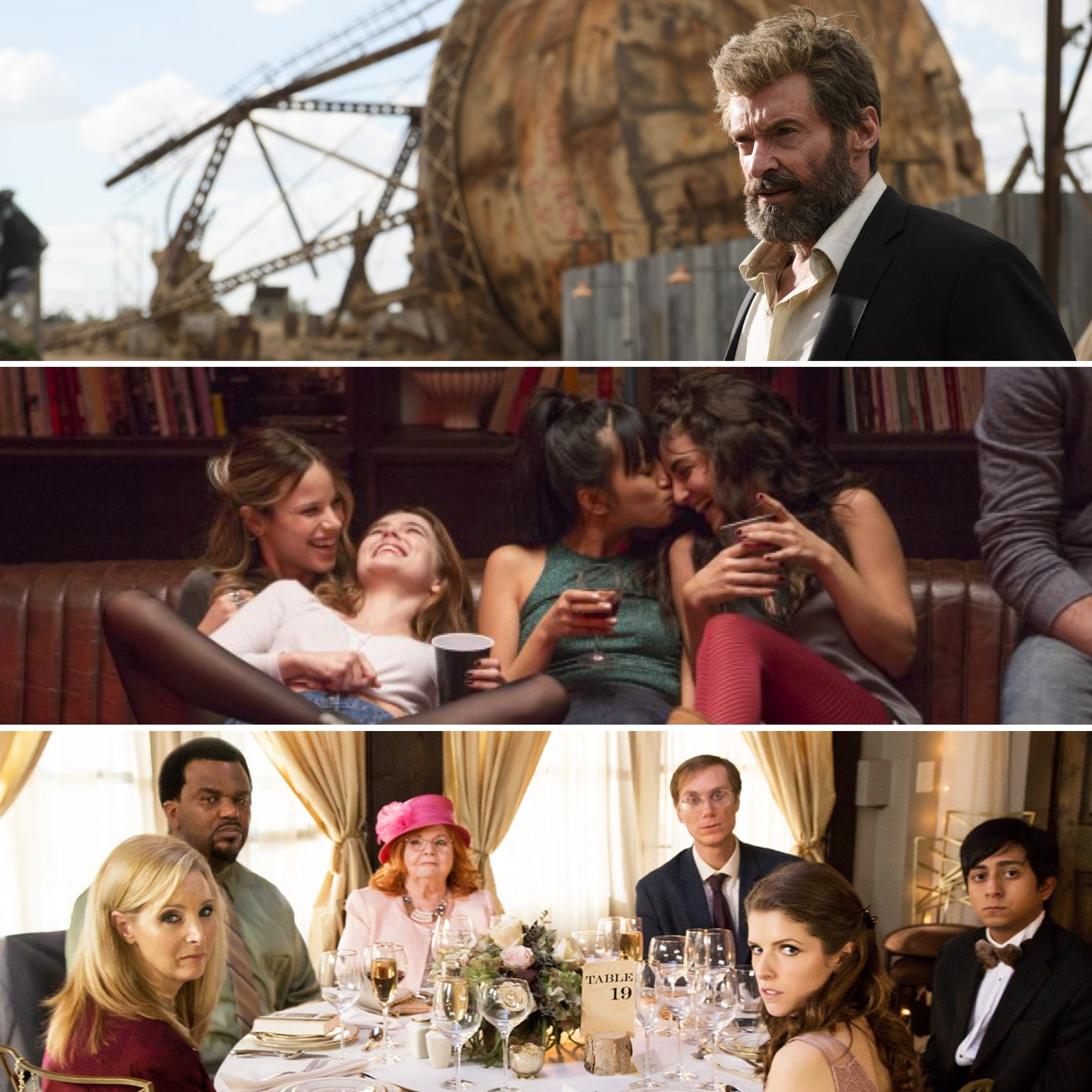The Binge Movie Podcast Logan Before I Fall Table 19